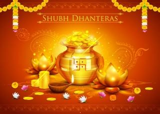 Dhanteras hd wallpaper wishes