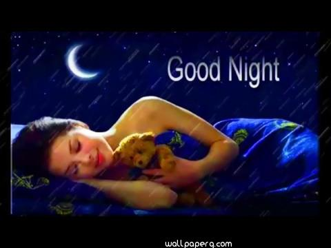 Good night jaan whatsapp wallpaper