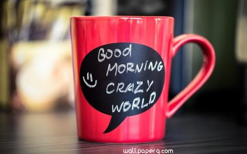Good morning coffee cup hd images