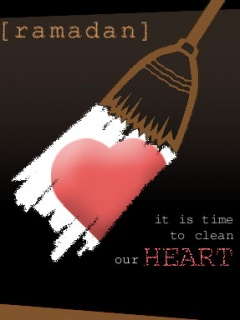 Clean our heart