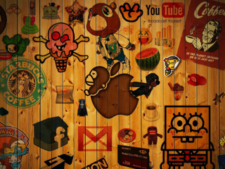 Art on door ,wide,wallpapers,images,pictute,photos