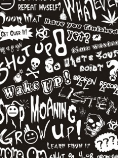 Shut up ,wide,wallpapers,images,pictute,photos