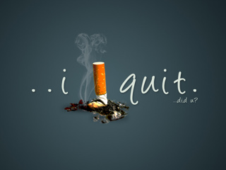 I quit smoking ,wide,wallpapers,images,pictute,photos