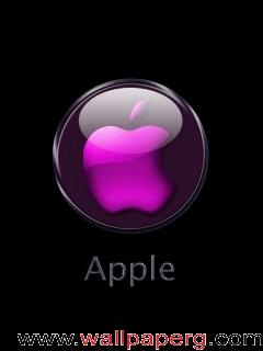3d pink apple ,wide,wallpapers,images,pictute,photos