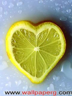 Lemon heart