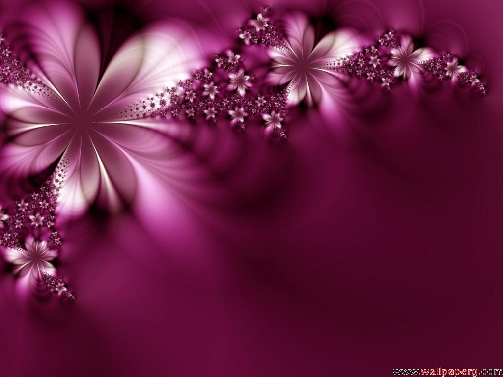 download dreamlike abstract flower - abstract wallpapers for your