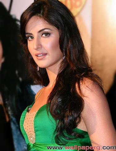 Katrina kaif in green
