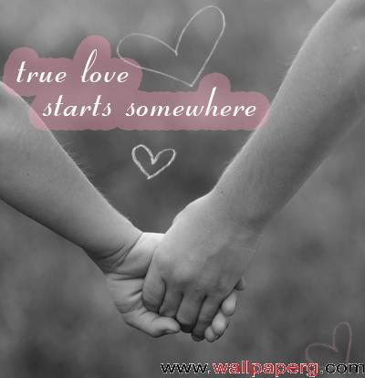 True love starts  ,wide,wallpapers,images,pictute,photos