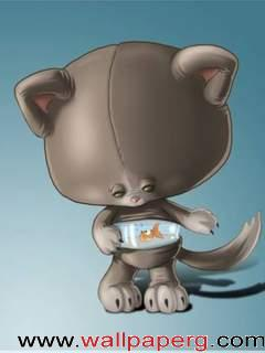 Sad cat ,wide,wallpapers,images,pictute,photos