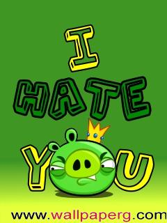I hate u ,wide,wallpapers,images,pictute,photos
