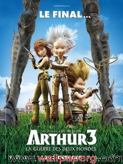 Arthur 3 ,wide,wallpapers,images,pictute,photos