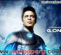 Shahrukh in ra.one
