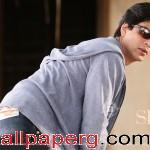Shahrukh playing