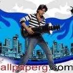 Shahrukh with guitar