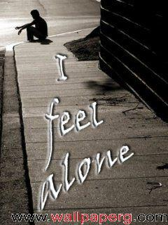 Feel alone ,wide,wallpapers,images,pictute,photos