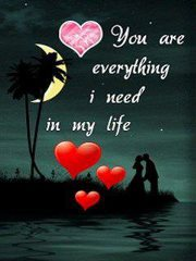 U are everything
