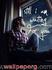 Still waiting for u dear