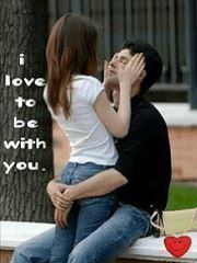 Love to be with u