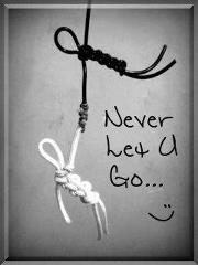 Never let it go