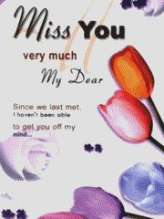 Miss u very much