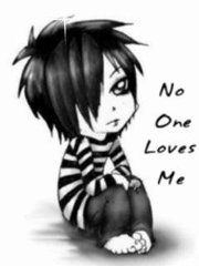 No one loves me