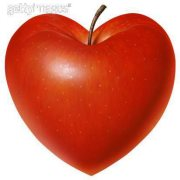 Apple heart ,wide,wallpapers,images,pictute,photos