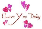 I love u baby