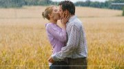 Kiss in farm