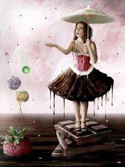 Alone girl 5