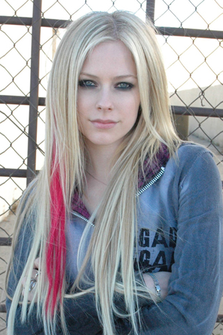 Cute avril lavigne