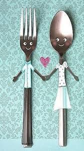 Spoon couple