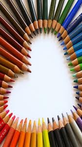 Pencil heart ,wide,wallpapers,images,pictute,photos