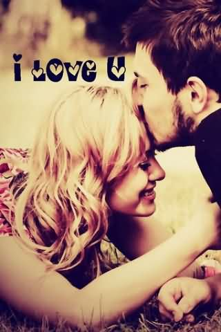 I love u baby 2