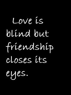 Love is blind1