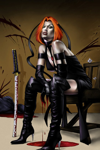 Bloodrayne ,wide,wallpapers,images,pictute,photos