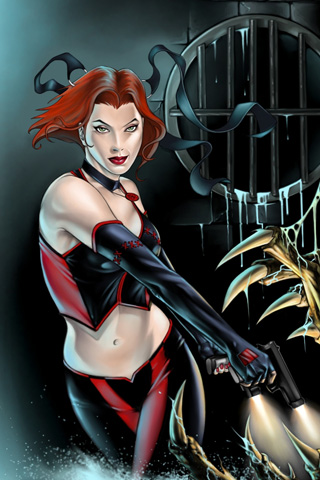 Bloodrayne 2 ,wide,wallpapers,images,pictute,photos