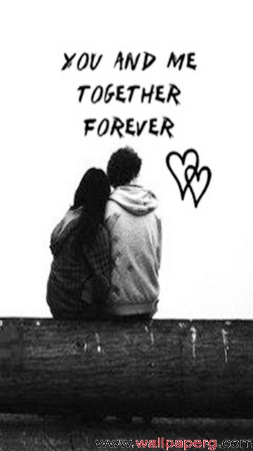 Wallpaper Love Forever Quotes : Download Together forever - Love and hurt quotes-Mobile Version