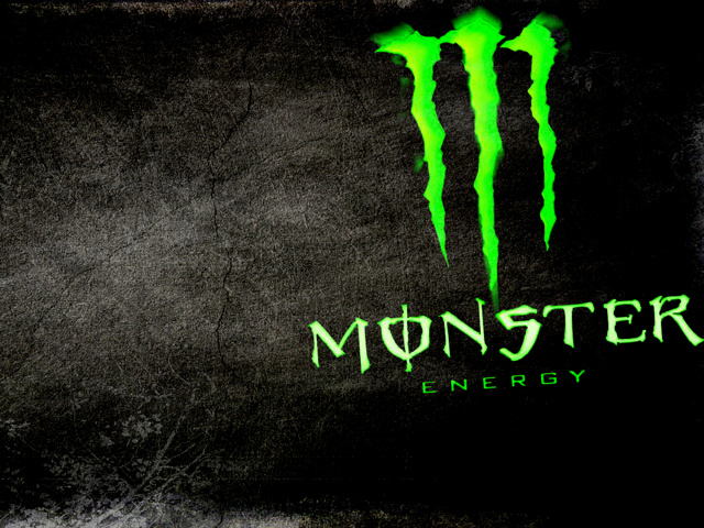 Monster energy sign