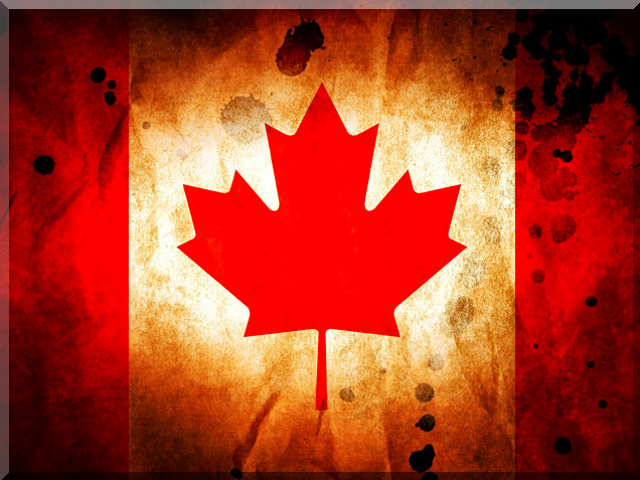 Canadian flag ,wide,wallpapers,images,pictute,photos
