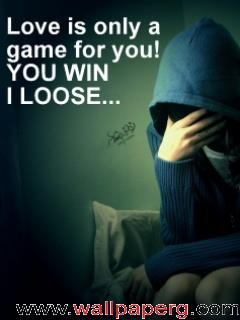 Love is game ,wide,wallpapers,images,pictute,photos