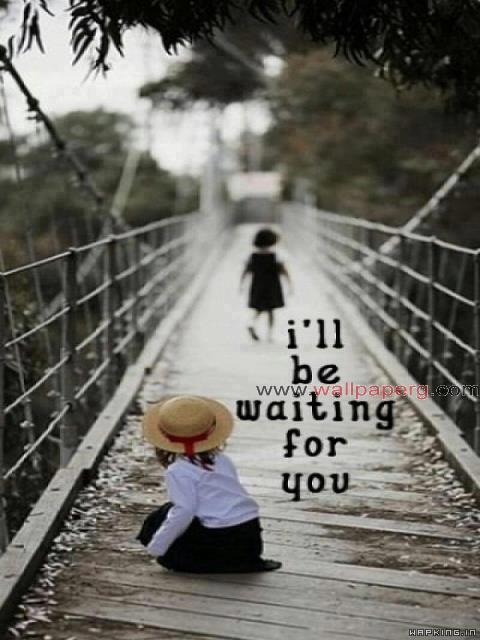 Waiting for u