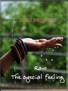 Feeling of rain  ,wide,wallpapers,images,pictute,photos