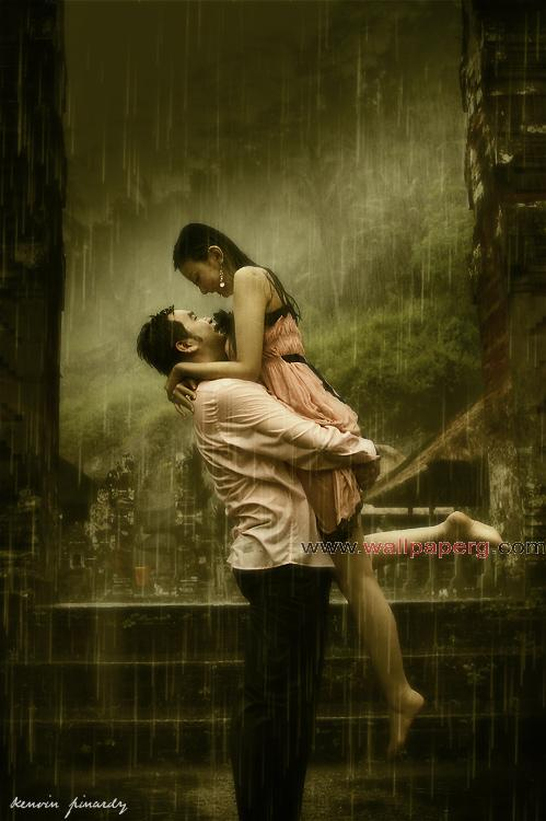Rain hug  ,wide,wallpapers,images,pictute,photos