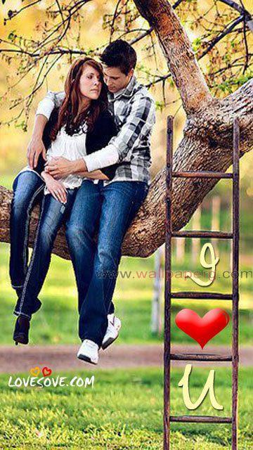 Love tree of couple