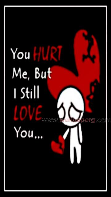 Hurt love you