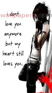 My heart still loves you
