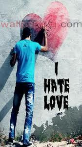 I hate love ,wide,wallpapers,images,pictute,photos