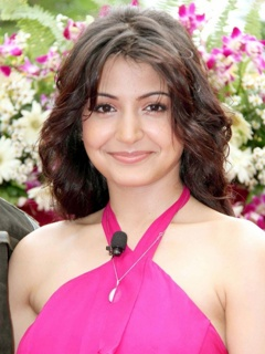 Pink girl anushka sharma