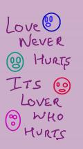 Love never hurts