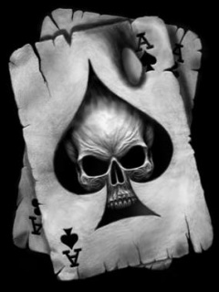 Ace and skull a ,wide,wallpapers,images,pictute,photos